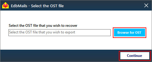 OST to PST converter Online