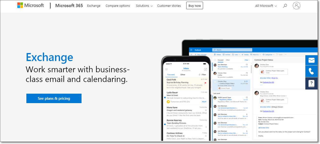 Microsoft-Exchange