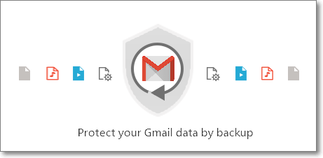 Protect your Gmail data by backup