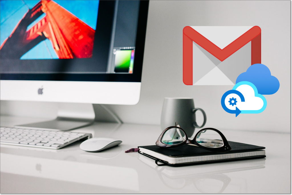 Gmail Backup to local PST